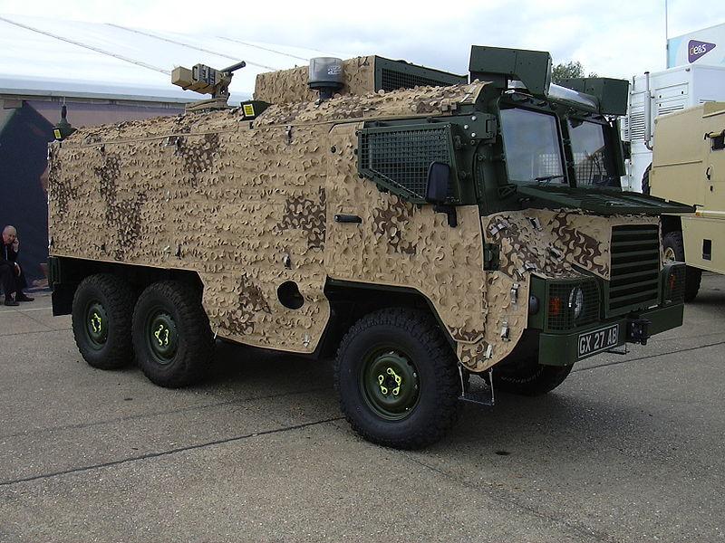 Vojna terenska vozila