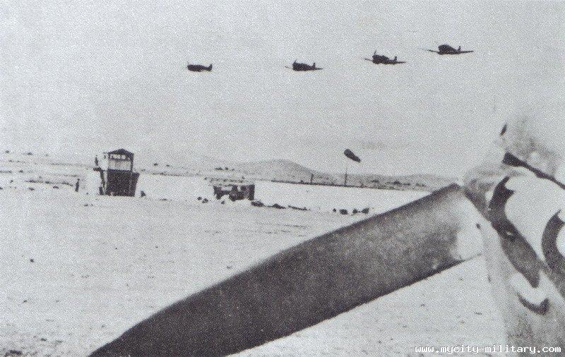 Stvaranje i razvoj vazduhoplovstva NOVJ (1942 - 1945) 18848_47280273_n6