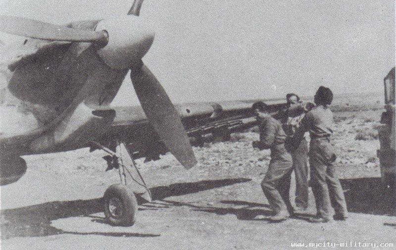 Stvaranje i razvoj vazduhoplovstva NOVJ (1942 - 1945) 18848_47280273_n7%202