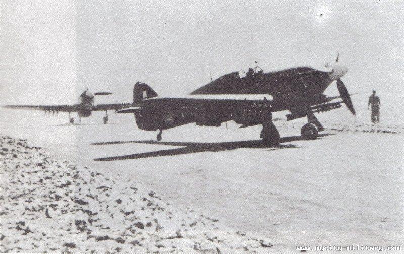 Stvaranje i razvoj vazduhoplovstva NOVJ (1942 - 1945) 18848_47280273_n8