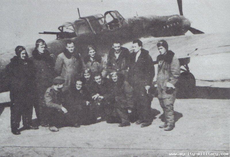 Stvaranje i razvoj vazduhoplovstva NOVJ (1942 - 1945) 18848_55876763_n13
