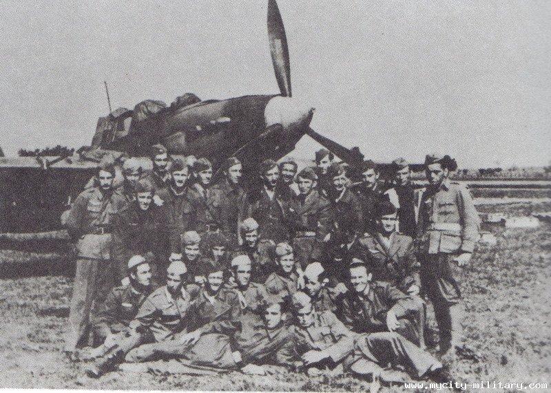 Stvaranje i razvoj vazduhoplovstva NOVJ (1942 - 1945) 18848_55876763_n17