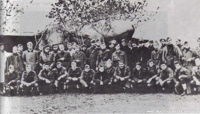 Stvaranje i razvoj vazduhoplovstva NOVJ (1942 - 1945) 18848_72311271_n22%202