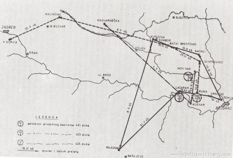 Stvaranje i razvoj vazduhoplovstva NOVJ (1942 - 1945) 18848_87809082_pregled%20aerodroma%20baziranja%2042%20vazd%20div