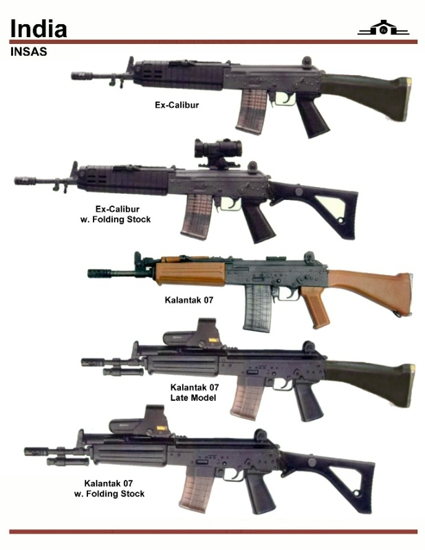 INSAS Rifle, LMG & Carbine | Page 24 | Indian Defence Forum