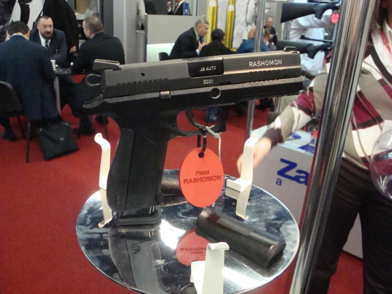 new polymer Zastava Arms