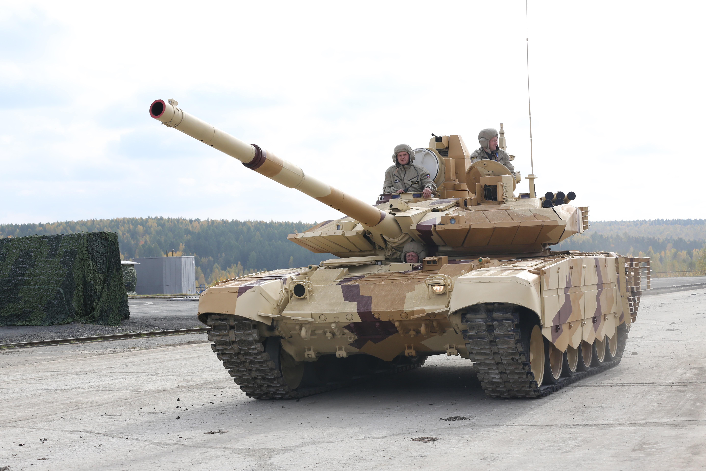 Российские танки в сирии 13 фотография