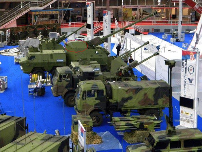 """Nora"" izvozni adut srpske vojne industrije 114311_109135650_main%20hall%20exhibits%2013"