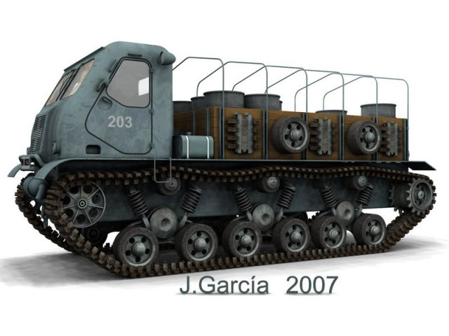 """Nora"" izvozni adut srpske vojne industrije 114311_TRACKED_TRUCK_CONCEPT_by_CUTANGUS"