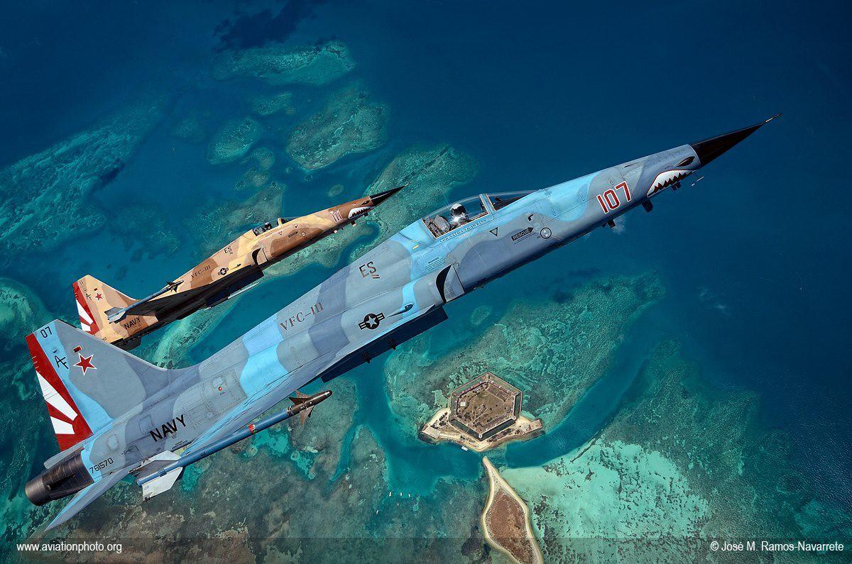 Northrop F-5/F-20/T-38 143473_151609818_01-01-01vfc-111-agrs