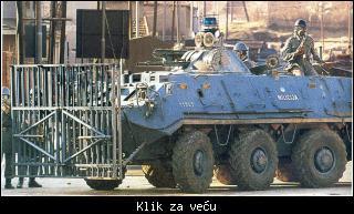 Transporteri BTR (sve verzije)