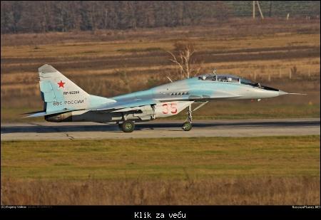 MiG-29 (9.13) RF-92135 07 22