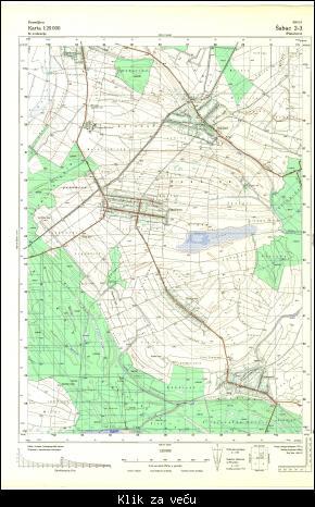 Topografske Karte Srbije 25000 My First Jugem